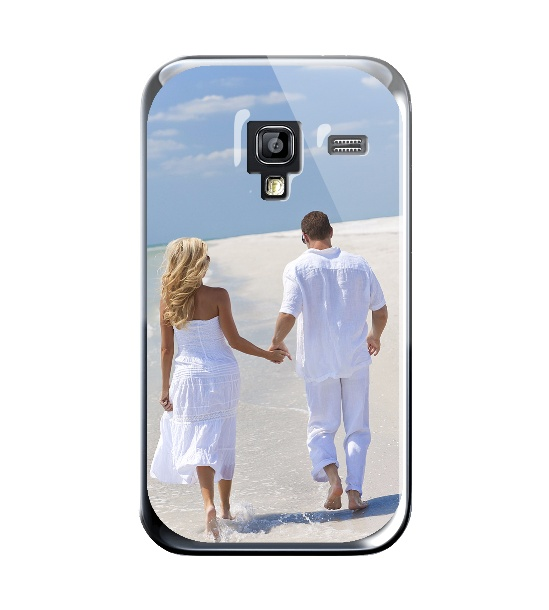 Cover personalizzate Samsung Galaxy Ace Plus Coverpersonalizzate.it Morbida