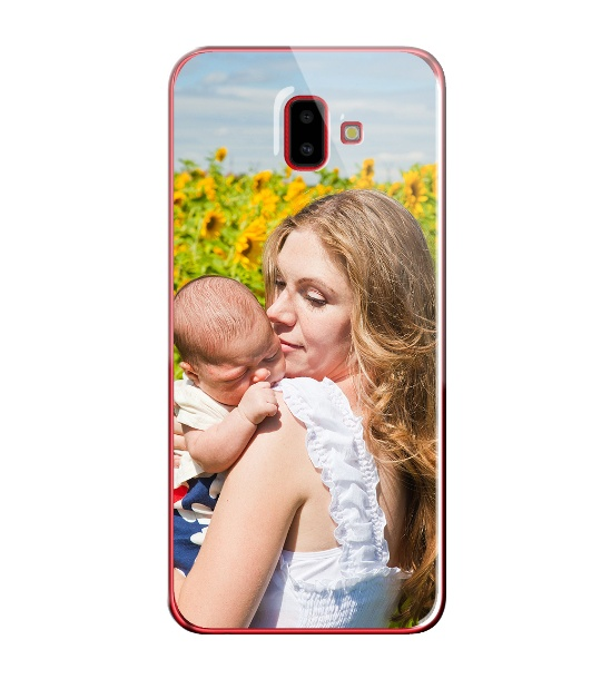 Cover personalizzate Samsung Galaxy J6 Plus Coverpersonalizzate.it Morbida