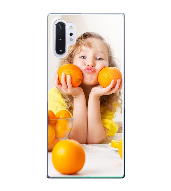 Cover personalizzate Samsung Galaxy Note 10 Plus Galaxy Note 10 Plus 5G Coverpersonalizzate.it Morbida