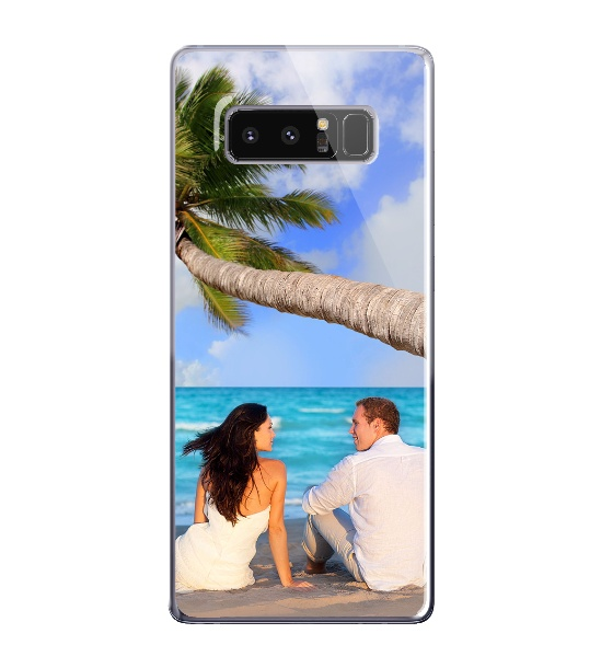 Cover personalizzate Samsung Galaxy Note 8 Coverpersonalizzate.it Morbida