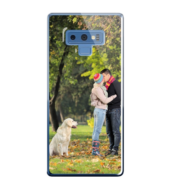 Cover personalizzate Samsung Galaxy Note 9 Coverpersonalizzate.it Morbida