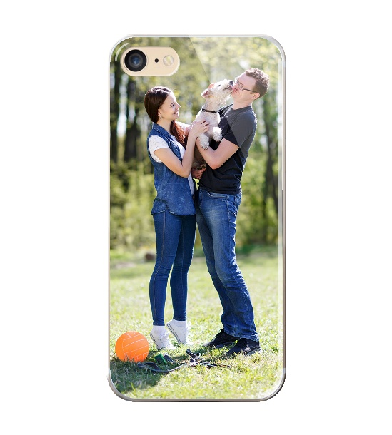Cover personalizzate Apple iPhone 7 iPhone 8 Coverpersonalizzate.it Morbida