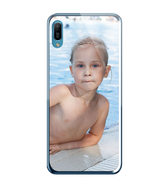Cover personalizzate Huawei Honor Y6 2019 Y6S Y6 Prime 8A Coverpersonalizzate.it Morbida