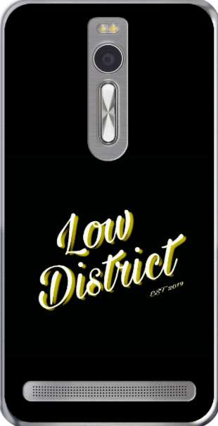 GOLD GRAPHIC - LOW DISTRICT CREW