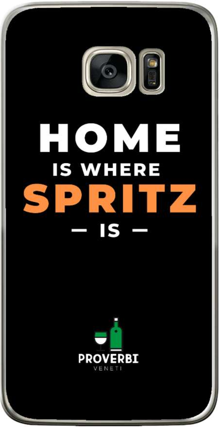 HOME IS WHERE SPRITZ IS