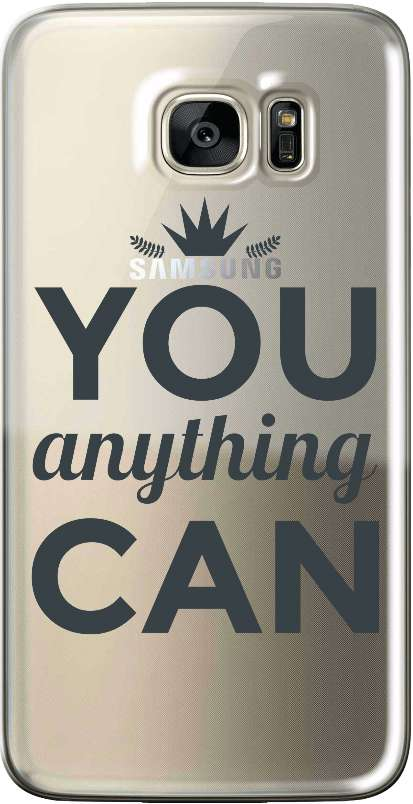 You anything can