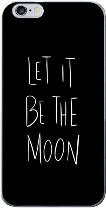 Let it be the moon